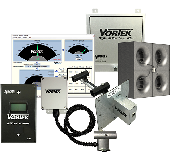 VorTek Airflow Control Products