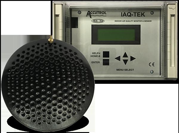 IAQ-Tek Indoor Air Quality Monitor Sensor