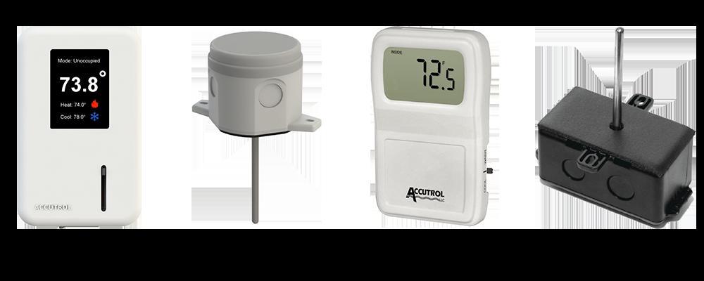 room temperature sensors