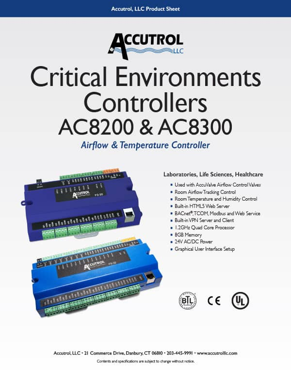 AC8200/8300 Product Sheet