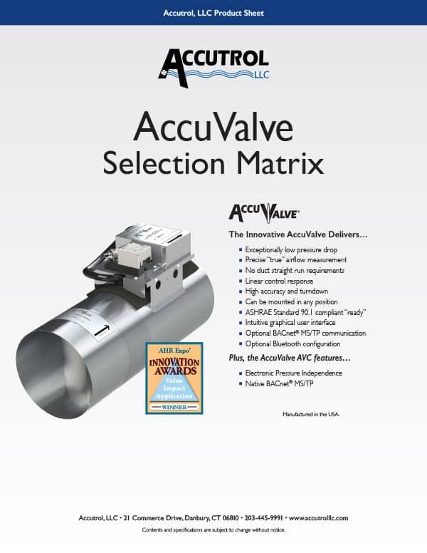 AVT6000 Product Sheet