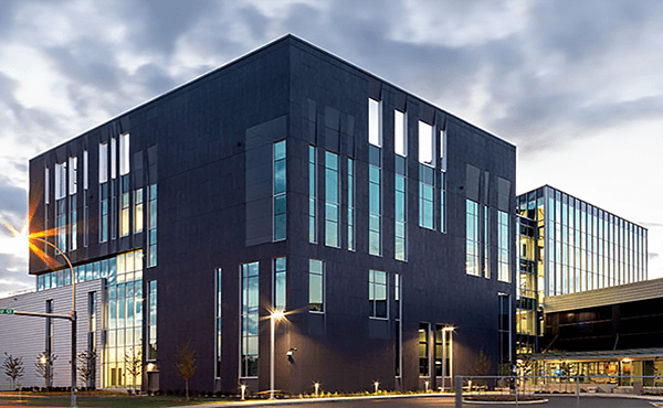 Northern Alberta Institute of Technology Production and Innovation Centre